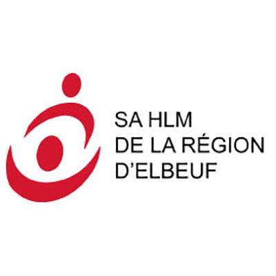 Logo Client MBTP - SA HLM de la région d'Elbeuf