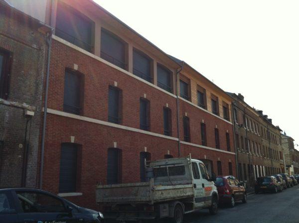 Construction d'un immeuble de 17 logements pour Quevilly Habitat à Elbeuf