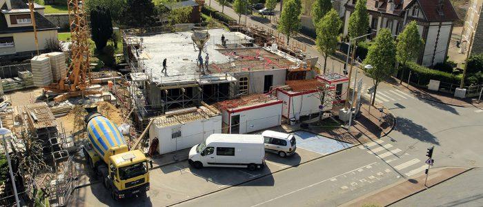 25 logements pour Quevilly Habitat à Grand Couronne