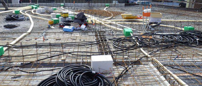 Construction d'un immeuble de 10 logements pour la MATMUT à Sottevile les Rouen